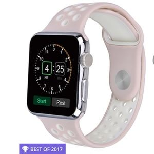 🔥 Silicone Apple Watch Replacement Band